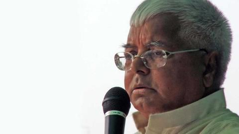 Mission Oppose- Lalu asks parties to 'sink differences'