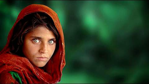 Didn't expect this from Pakistan- 'The Afghan Girl'
