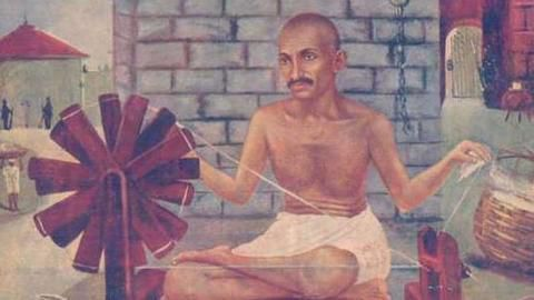 Haryana ministers disrespects Gandhi, takes it back