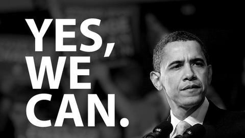 Obama says: Yes we can, yes we did!