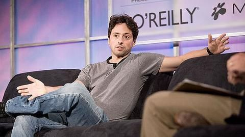Google and Sergey Brin