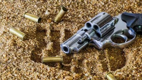 CISF jawan shoots 4 seniors in a rage