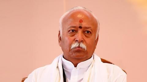 Mohan Bhagwat's comments on Muslims and nationality