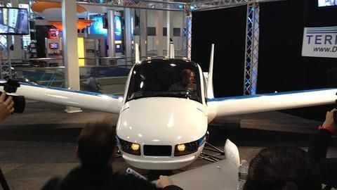 Is Uber exploring 'flying taxis'?