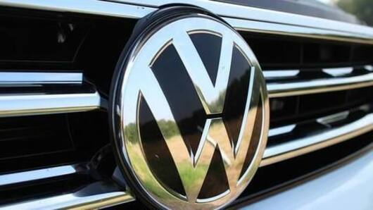 Volkswagen is now the world's largest carmaker