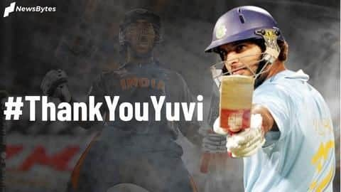 A tribute to Yuvraj Singh: India's greatest ODI all-rounder