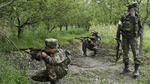 One naxal gunned down by security forces in Chhattisgarh
