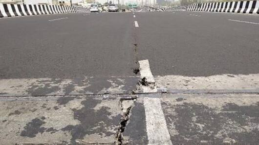 Cracks on Thane flyover forces closure of traffic