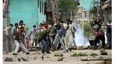 J&K: Stone-pelters clash with security-forces amid Eid celebrations; protester killed