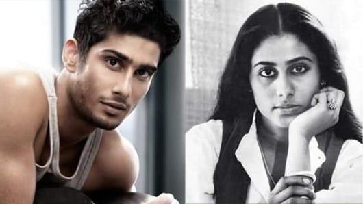 Prateik Babbar wants mother Smita Patil's biopic