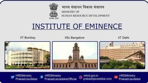 Jio Institute named 'Institution of Eminence' with IITs, IISc. Seriously?