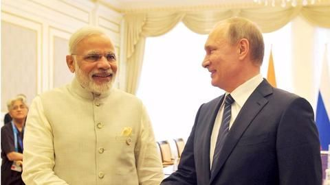 Russia, India nuclear cooperation