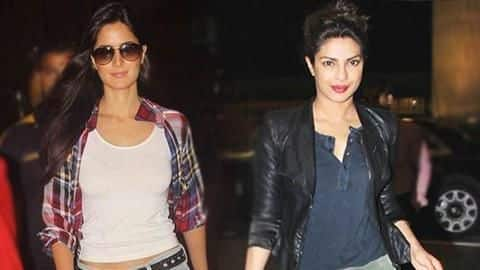 Priyanka, Katrina may star in Salman's 'Bharat'