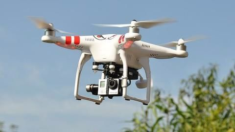 Delhi Airport Drone Scare: MHA plans to control drones usage