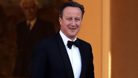 David Cameron is now employed with First Data