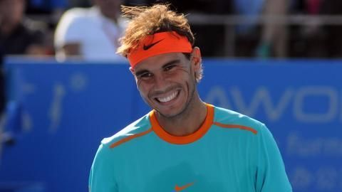 Nadal dominant throughout final