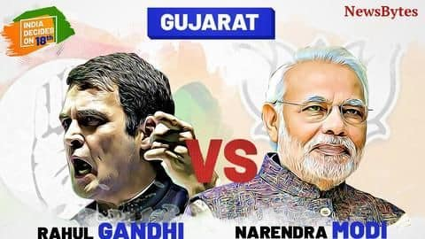 #IndiaDecidesOn18th: BJP set to form government in Gujarat