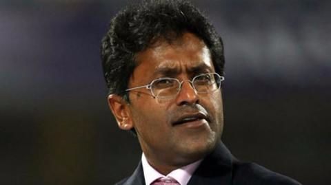 Red Corner Notice against Lalit Modi