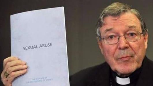 Sexual offenders in the Vatican top rung