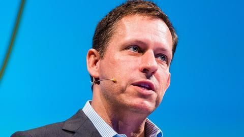 Paypal founder Peter Thiel considering running for California governor