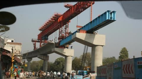 Project connecting South Delhi with Mayur Vihar  gets delayed
