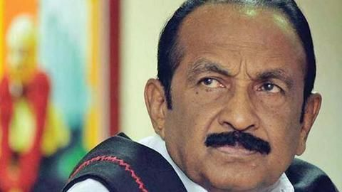 MDMK chief Vaiko detained in Malaysia over alleged LTTE links