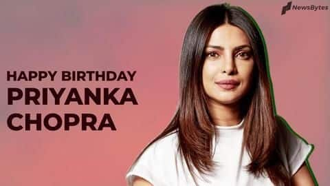Happy birthday Priyanka: Let's take a look at her legacy