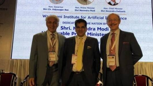 Indian brothers look to harness AI for good