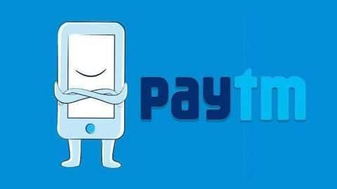 Paytm commits blunder, sends out 'hey, ghvkjfjg' as push notification