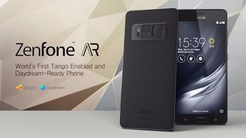 All about Asus's ZenFone AR