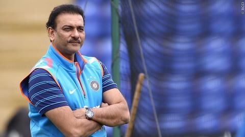 The new coach of the Indian Cricket Team