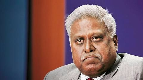Former CBI director Sinha admits meeting coal-scam accused