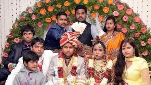 Bizarre: Woman poses as a man for dowry