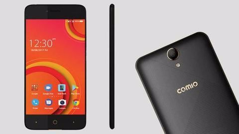 Comio C2 gets launched, priced at Rs. 7,199