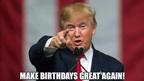 A look at Trump's past extravagant birthday bashes