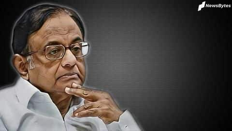 Former Finance Minister Chidambaram arrested after high drama at residence