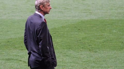 Arsenal boss Wenger hit with misconduct charge