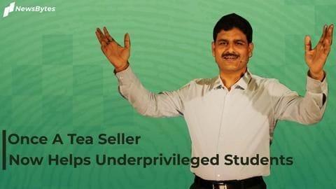 Once a teaseller, Odisha man helps underprivileged students crack NEET