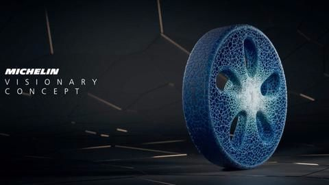Michelin reinvents the wheel