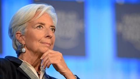 India on solid growth-track, says IMF Chief backing GST, demonetization