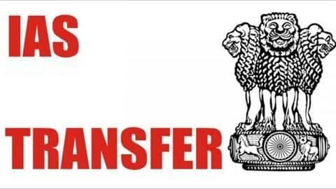 UPSC: Transfer and Posting policy for IAS officers