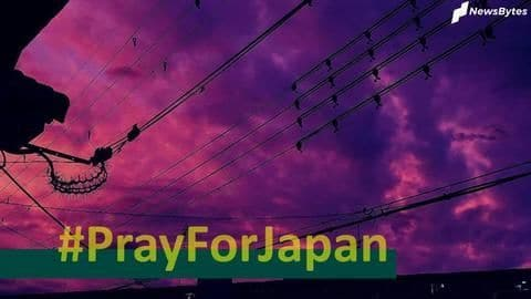 #PrayForJapan: Typhoon Hagibis make landfall in Japan; one dead