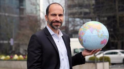 Uber's new CEO Dara Khosrowshahi promises big changes