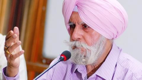 Who was KPS Gill?