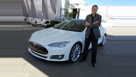 Is a partnership with Tesla on the cards?