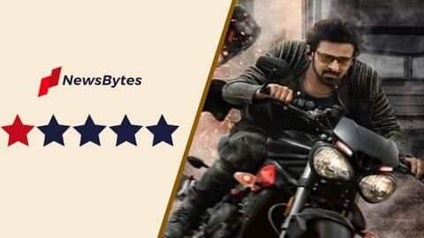'Saaho' review: Prabhas leads this exhausting and insufferable action-thriller