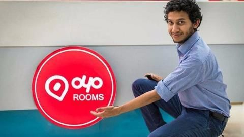 OYO Rooms acquires $250 million from SoftBank, others