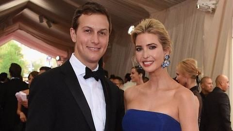 Trump's son-in-law in $4 bn deal with Chinese
