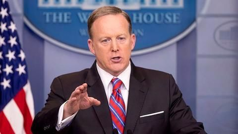 Sean Spicer says Hitler didn't use chemical weapons