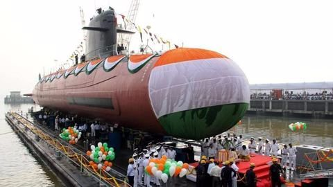 India's dwindling submarine fleet gets much-needed boost